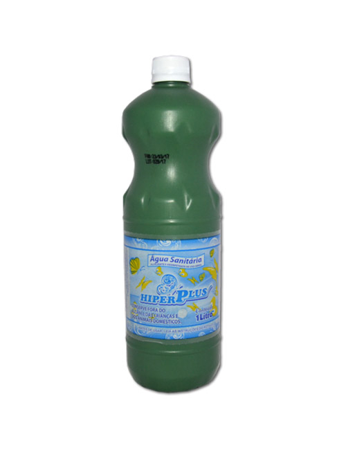 agua sanitaria hiper plus