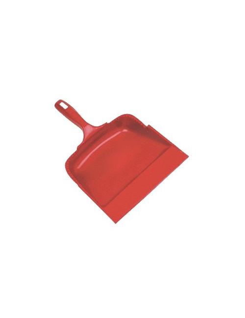 Pá lixo vermelha