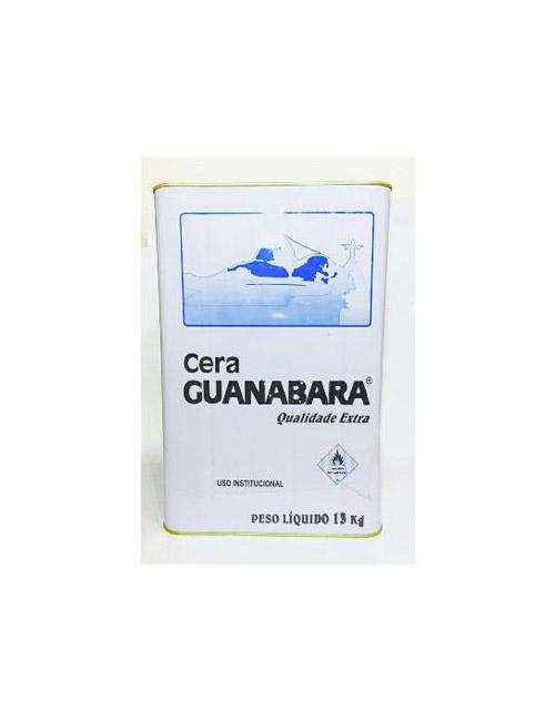 Cera pasta Guanabara