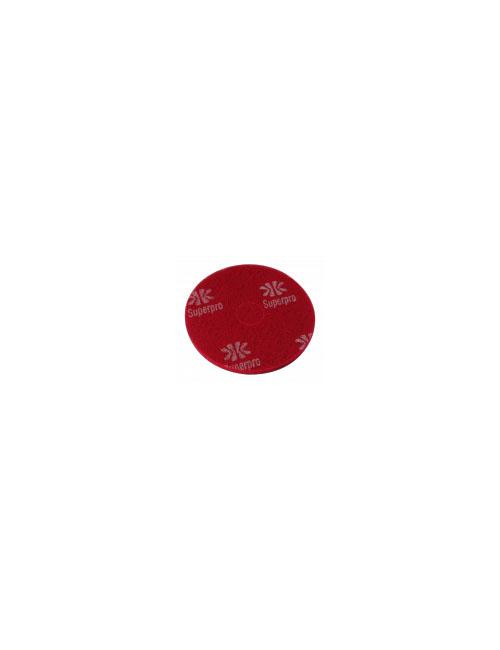 Disco restaurador vermelho
